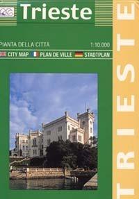 Trieste térkép - LAC