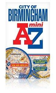 Birmingham mini atlasz - A-Z