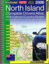 North Island autóatlasz - Kiwimaps