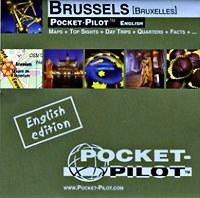 Brüsszel térkép - Pocket-Pilot