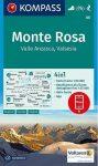 WK 88 Monte Rosa - KOMPASS