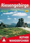 Óriás-hegység, német nyelvű túrakalauz - Rother