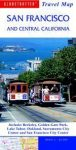 San Francisco and Central California - Globetrotter: Travel Map