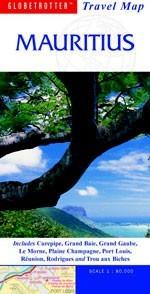 Mauritius - Globetrotter: Travel Map