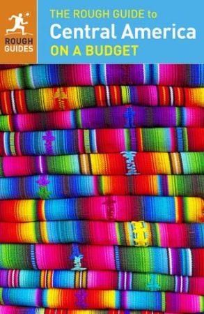 Közép-Amerika olcsón, angol nyelvű útikönyv - Rough Guide
