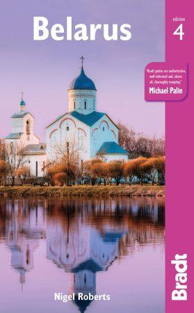 Fehéroroszország, angol nyelvű útikönyv - Bradt