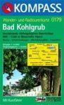 Bad Kohlgrub turistatérkép (WK 0179) - Kompass