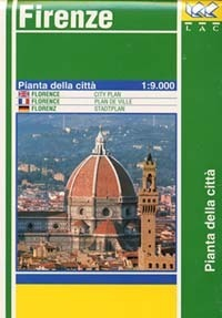 Firenze térkép - LAC