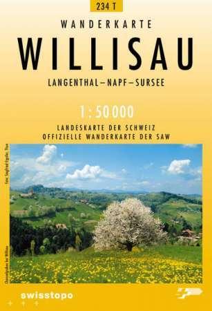 Willisau - Landestopographie T 234