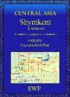 Shimkent regionális térkép - EWP