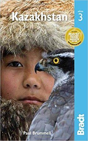Kazahsztán, angol nyelvű útikönyv - Bradt