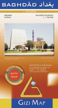 Bagdad várostérkép - Gizimap