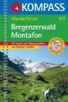 Bregenzerwald-Montafon - Kompass WF 911