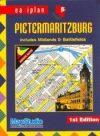 Pietermaritzburg zsebtérkép - Map Studio