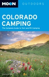 Colorado Camping - Moon
