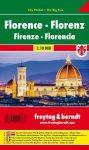 Firenze zsebtérkép - Freytag-Berndt