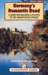 Germany's Romantic Road - A Guidebook for Walkers and Cyclists - Cicerone Press
