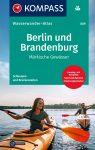 Berliner und Märkische Gewässer Wasserwanderatlas - Kompass K 609