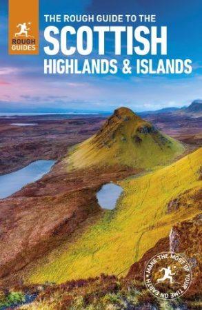 Skót-felföld és a szigetek, angol nyelvű útikönyv - Rough Guide