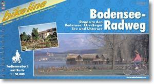 Bodensee körüli kerékpárút - Esterbauer