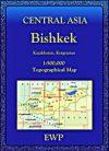 Bishkek regionális térkép - EWP