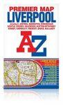 Liverpool térkép - A-Z