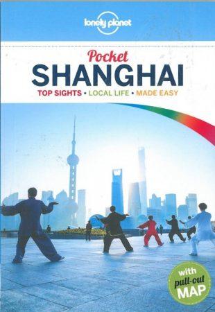 Sanghaj zsebkalauz - Lonely Planet
