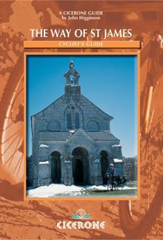 The Way of St James - A Cyclist's Guidebook - Cicerone Press