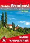 Stájer borvidék, német nyelvű túrakalauz - Rother