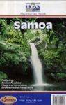Szamoa térkép - Hema