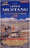 Upper Mustang (No.48) térkép - Himalayan Maphouse