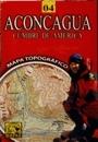 Aconcagua térkép - JLM Mapas