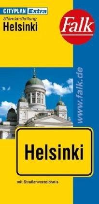 Helsinki várostérkép - Falk