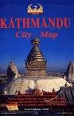 Kathmandu várostérkép - Himalayan Maphouse