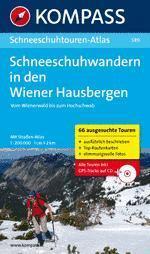 Wiener Hausberge, Schneeschuhtouren - Kompass K 589