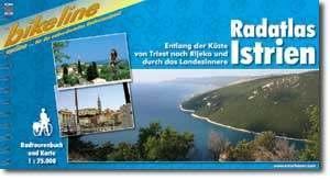 Radatlas Istrien