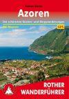 Azori-szigetek, német nyelvű túrakalauz - Rother