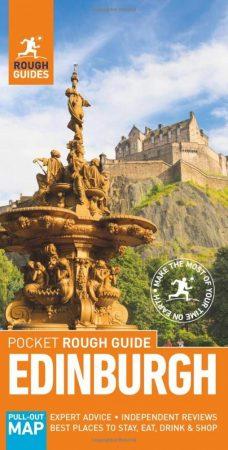 Edinburgh, angol nyelvű zsebútikönyv - Rough Guide