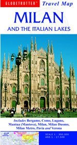 Milan and The Italian Lakes - Globetrotter: Travel Map