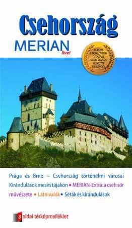 Csehország útikönyv - Merian live!