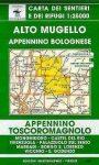 Appennino Ravennate & Mugello térkép (No 25/28) - Multigraphic