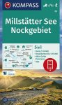 Millstätter See, Nockgebiet turistatérkép (WK 63) - Kompass