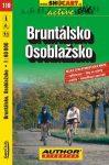 Bruntálsko, Osoblažsko kerékpártérkép (119) - ShoCart