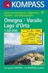 WK 97 Omegna - Varallo - Lago d'Orta - KOMPASS