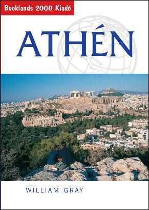 Athén útikönyv - Booklands 2000
