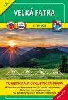 Veľká Fatra, hiking map (121) - VKÚ
