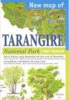 Tarangire Nemzeti Park térkép - Maco Editions