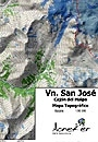 Volcán San José, Cajón del Maipo térkép (13) - Aineker