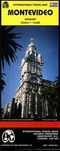 Montevideo térkép - ITM