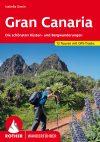 Gran Canaria, német nyelvű túrakalauz - Rother